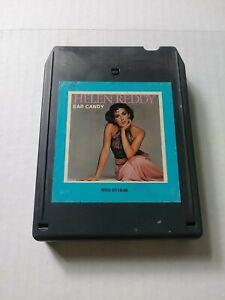 Helen Reddy Ear Candy 8 Track Tape Cartridge