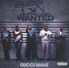 Appeal Georgia's Most Wanted 0093624969457 by Gucci Mane CD
