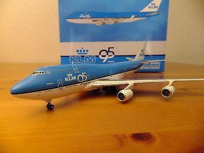 Phoenix 1:400 Boeing 747-400 KLM - 95 Years - PH-BFH
