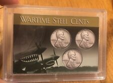 Flying Tigers 2x3 no coins For Steel Cent Frosty Case