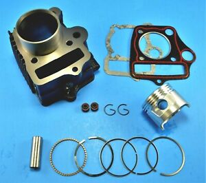 ZOOM ZOOM PARTS FOR HONDA CT 70 CT 70 CYINDER PISTON RINGS GASKET TOP END 1969-1982 1991-1994