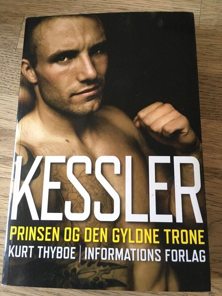 Kessler - prinsen og den gyldne trone, Kurt Thyboe , genre: