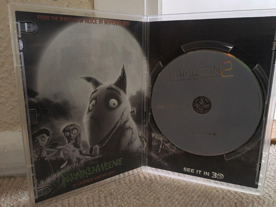 HAMILTON 2 , instruktør TOBIAS FALK, DVD