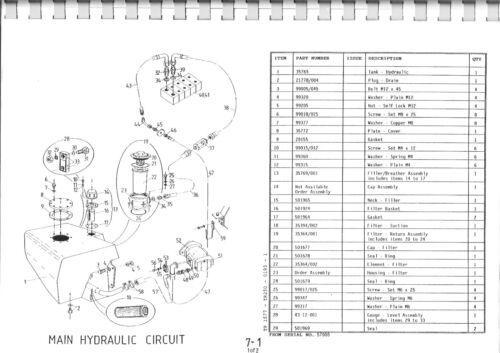 Parts Catalogues Matbro TR250 Spare Parts Manual Catalogue on CD ...