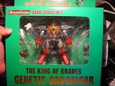 GAOGAIGAR GENETICre OF BRAVES ACT FIG SERIES  5