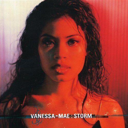 1 von 1 - CD Album Vanessa Mae Storm (Summer Haze, Hocus Pocus) 90`s EMI
