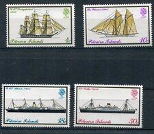 pitcairn island 1975 navi postali 145-8 MHN