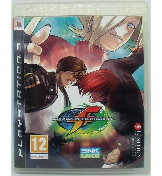 King of fighter 12 sur Playstation 3 PS3 avec Notice ME24