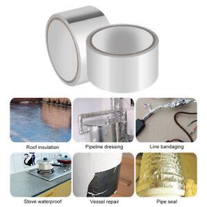 100 50mm hitzebest ndiges klebeband hei klebeband alu klebeband selbstklebende 8784254320979 ebay. Black Bedroom Furniture Sets. Home Design Ideas
