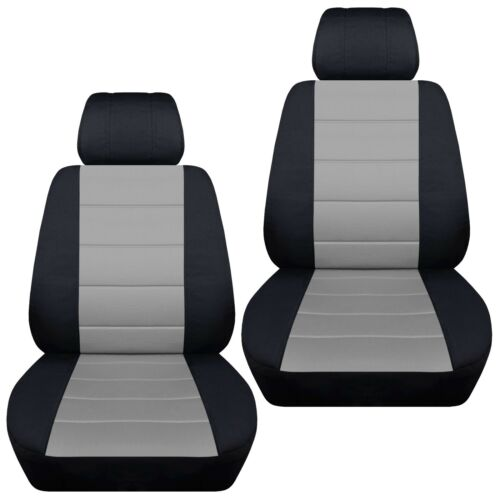 Separate headrest covers Fits 2010-2018 Hyundai Imax front set car seat covers