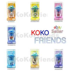 BTS-BT21-Official-Character-Glitter-Cold-Cup-Tumbler-KPOP-MD-Authentic-Goods