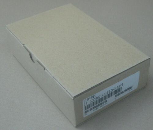 Siemens Bitzschutzadapter S30807-K6192-X CABLUE SIVAPAC SIPAC