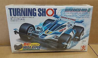 Hyper Racer Mega Labor Storm 4WD-II 1//32 Scale Car Kit New FUMAN Bandai NOS