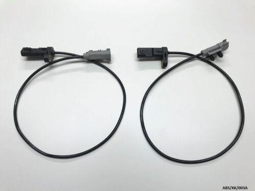 2 x Rear ABS Sensor Right /& Left Jeep Commander XK 2005-2010 ABS//XK//003A