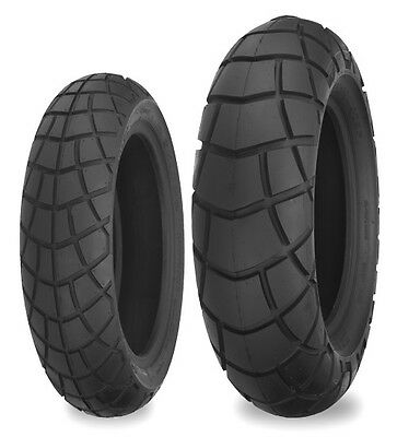 YAMAHA TW200 TW 200 FRONT & REAR TIRE SET PAIR COMBO CHEAP SHINKO SR428