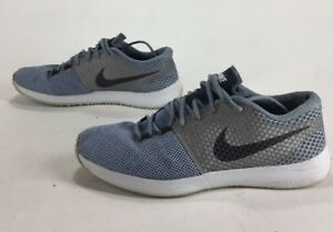 642a477251399 Mens Nike Zoom Speed TR2 Running Shoes Magnet Grey Silver Black Size ...