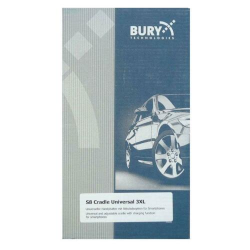 THB Bury Uni System 8 Car Talk Take/&Talk universal Halter Bluetooth 3XL 0-02-28
