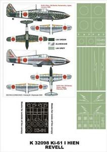 MONTEX-K32098-Kawasaki-Ki-61-I-Hien-Revell-1-32