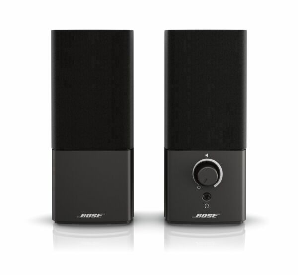 bose companion 2 series iii computer speakers for sale online ebay. Black Bedroom Furniture Sets. Home Design Ideas