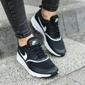 Details zu Nike Air Max Thea Women Damen Schuhe Sneaker Turnschuhe schwarz 599409 028