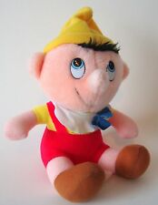 Disney Pinocchio Movie Plush Doll Stuffed Animal Small Boy