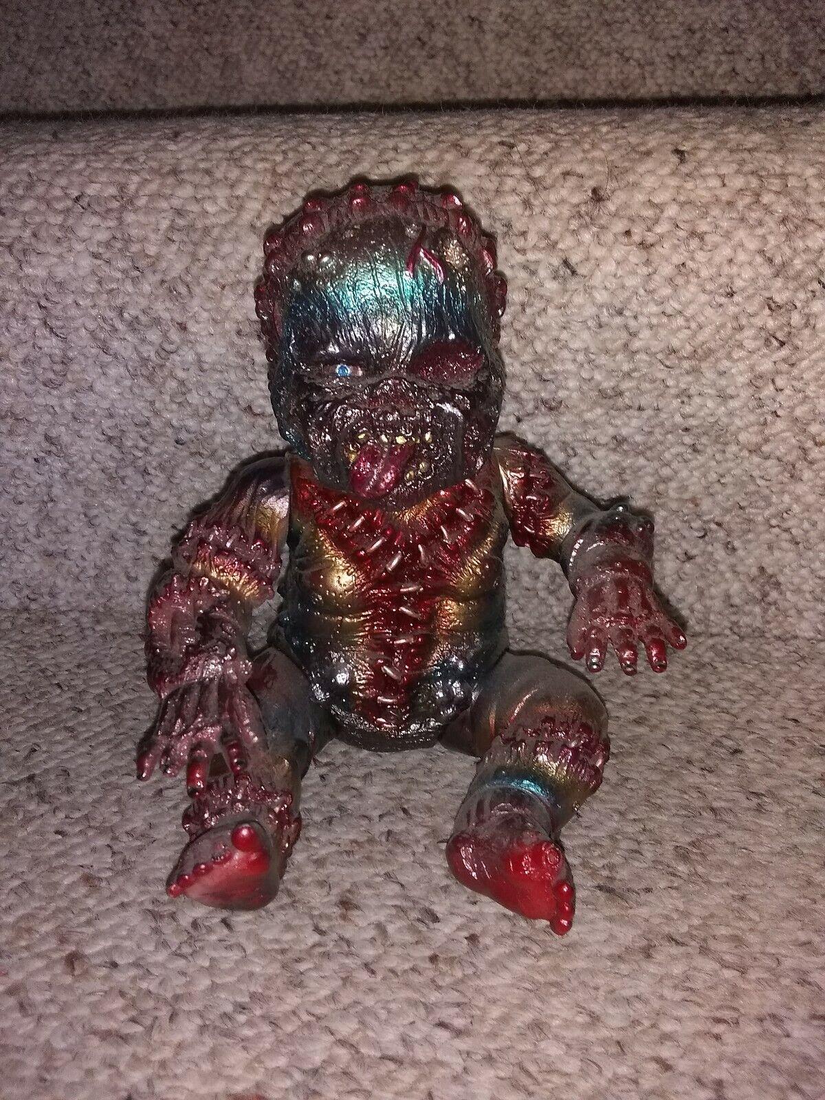 Rare One Off Metallic Mayhem Autopsy Zombie Staple Babie Miscreation X SWARMM