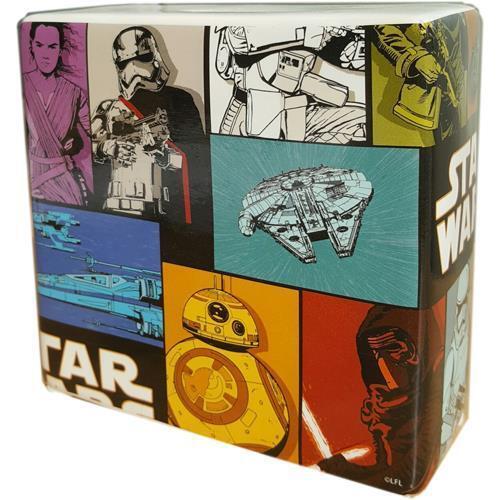 New /& Official Lucasfilm Pop Art Character Ceramic Money Box Star Wars
