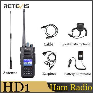AilunceHD1 Dual Band IP67DMR Ham Digital Radio 3000CH