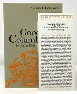 Philip Roth - Goodbye, Columbus - Classics FEL - First Edition Library