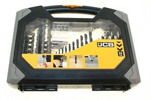 37957-JCB-X-55-DRILL-BIT-SET-MADE-BY-JCB-NEW-WITH-A-CASE-BUILDERS-CARPENTERS