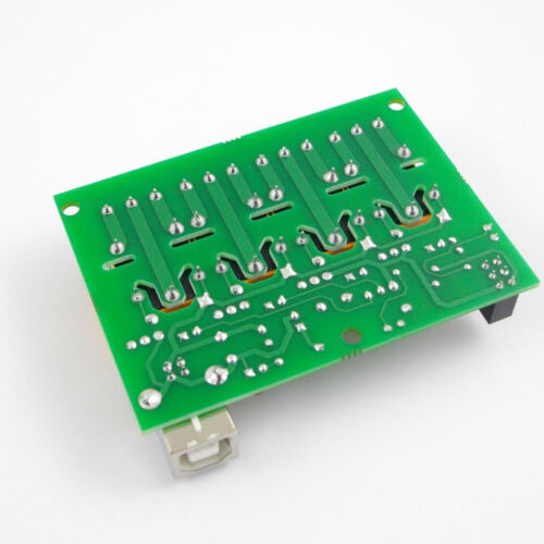 Channels USB Relay Board for Home Automation JQC-3FC//T7 DC5V Four 4