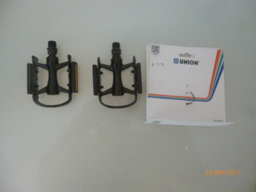 1 Pair New Union MTB Pedals, ONLY 284 Gramm, with industrielager, 916 Thread
