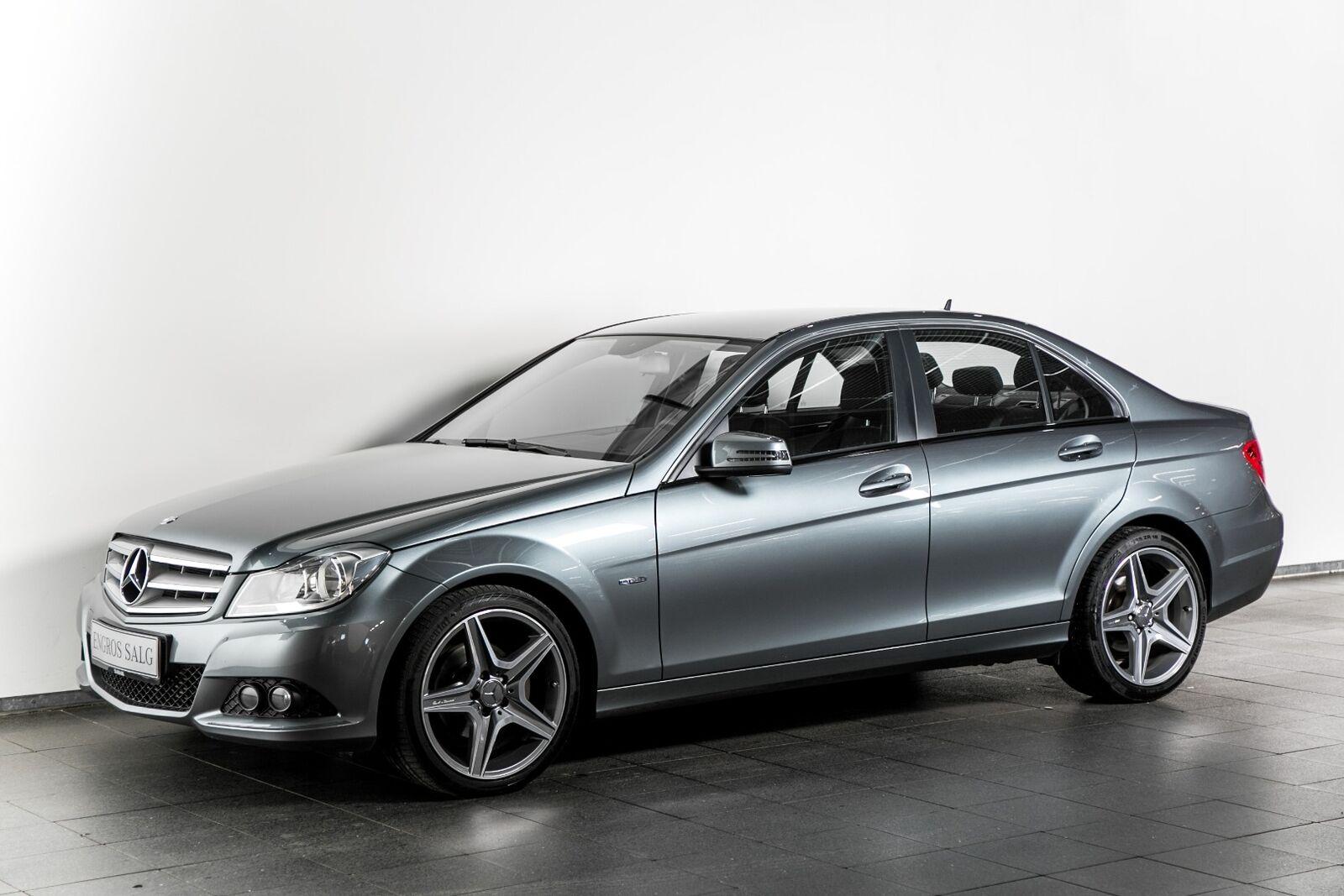 Mercedes-Benz C180 1,8 BE