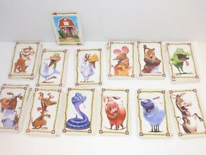 Snorta Board Game Replacement Piece Part One Animal 2007 Mattel