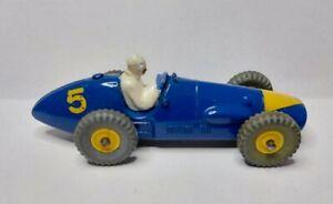 Raro Dinky Toys Ferrari coche de carreras 234 triángulo amarillo nariz UNBOXED escaso
