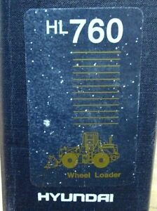 Stupendous Hyundai Parts Manual Hl760 Wheel Loader Ebay Wiring Cloud Scatahouseofspiritnl