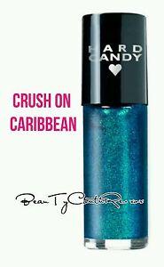 9bb858d3a7 LOT 3 Hard Candy Nail Polish CRUSH ON CARIBBEAN .26oz NEW * 3 same ...