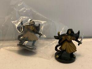 Archfiends D&D Githzerai #23 Dungeons & Dragons Miniatures LOT X2