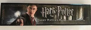 HARRY-POTTER-Wand-with-Illuminating-Tip-OPEN-BOX