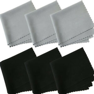 Wholesale Microfiber Cleaning Cloth for Glasses Camera Lens Screen Cell phone