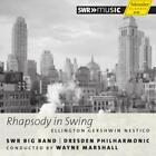 Rhapsody in Swing von Marshall,SWR Big Band (2012)