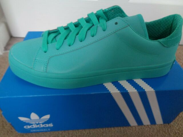 official photos 79ac9 fbdd2 Adidas CourtVantage Adicolor trainers S80256 uk 8 eu 42 us 8.5 NEW IN BOX