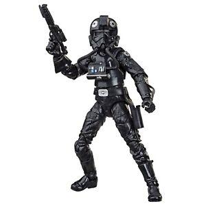 "Hasbro Star Wars40th ESB Black Series 6/"" Tie Fighter PilotIN STOCK"