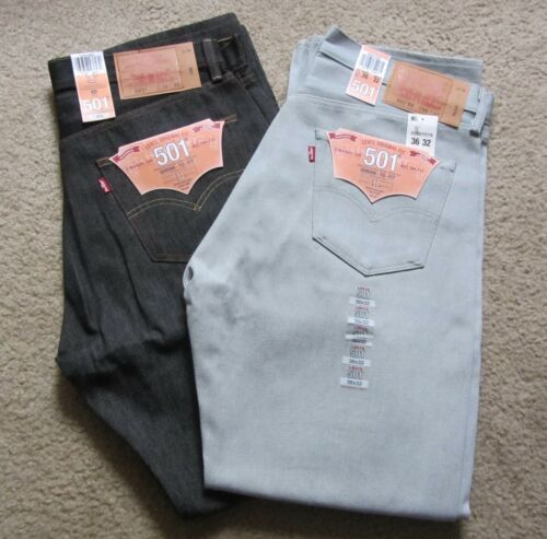 Pour To 32 Shrink Levi's Homme Jambe Original 34 501 36 Jeans Droite 38 Fit 31 Zq5wgHwaR