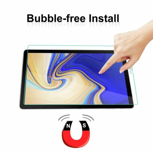 T835 2 Pack 9H Hardness Tempered Glass Protector for Samsung Tab S4 SM-T830