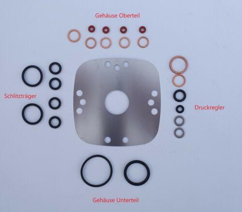0438100116 Mengenteiler AUDI 80 4000 Reparatursatz Fuel Distributor Repair Kit