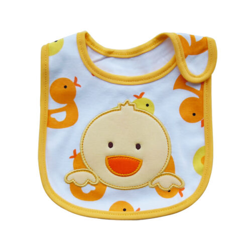 Baby Kids Newborn Infant Burp Cloth Bibs Waterproof Saliva Towel Accessories