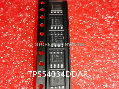 5pcs TPS54334DDA 54334 IC Chip SOP-8