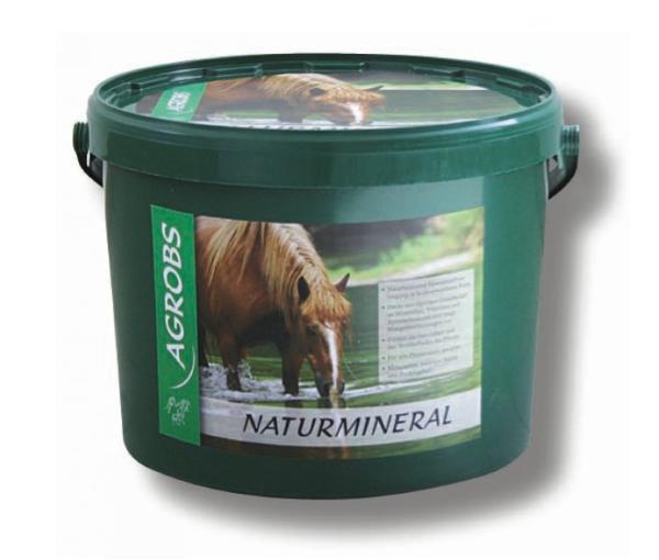 Agrobs Naturmineral 10kg  /kg Mineralfutter Getreide- Melassefrei Mineralien