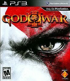 1 of 1 - God of War III  PS3